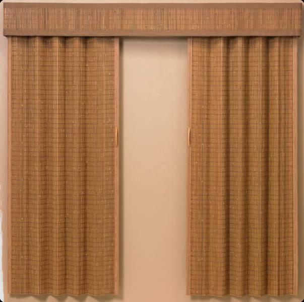 one way 5 closed custom window treatments woven woods. Black Bedroom Furniture Sets. Home Design Ideas