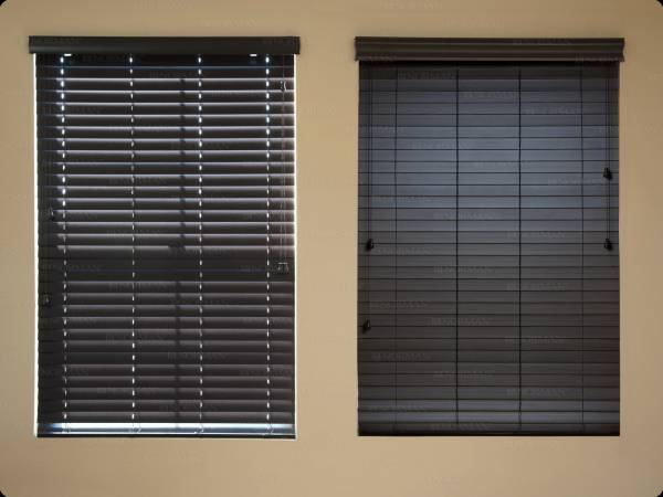 Smart Privacy Blinds 3 Custom Window Treatments Woven